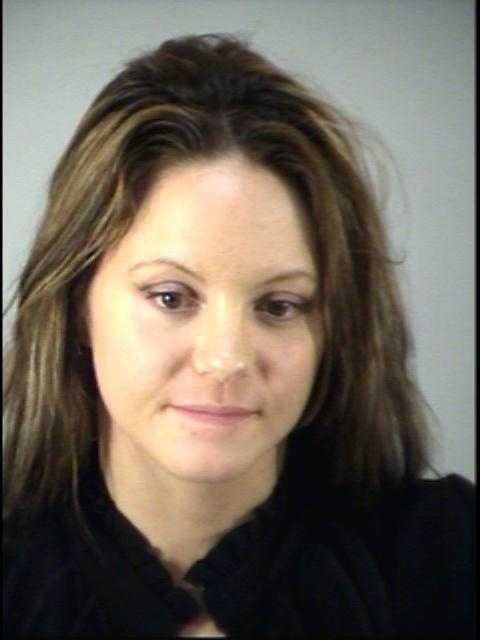 MARY KATHERINE HANCOCK: DUI AND DAMAGE PROPERTY