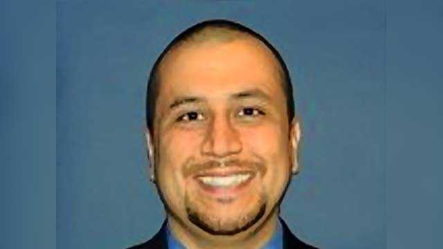 George Zimmerman's employee picture.