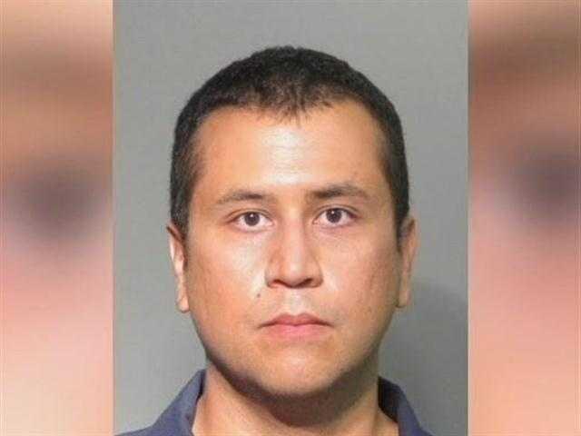 George Zimmerman's second mug shot.