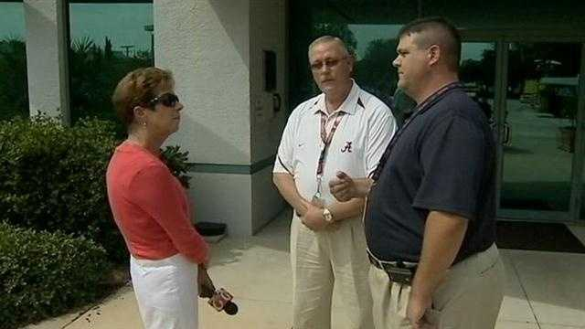 Ormond Beach detectives Donnie Brock and Tom Larsen speak with WESH 2's Claire Metz.