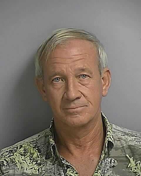 Donald Strenth: DUI.
