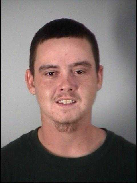 CHRISTOPHER JOHNSON: BURGLARY- UNOCCUPIED STRUCTURE- FORCED ENTRY
