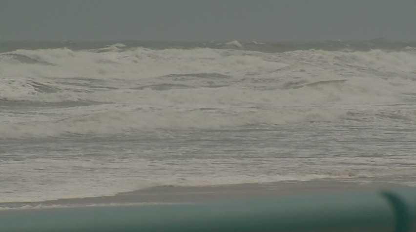 Daytona Beach waves.