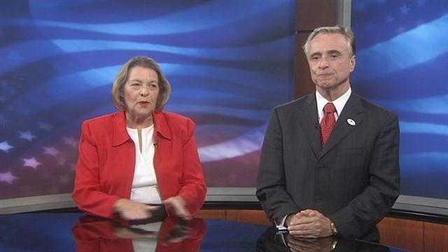 Senate candidates battle over district 8