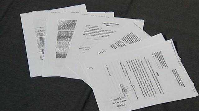 Search warrant gives look into Port Orange killings