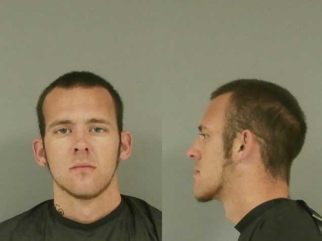 Ryan Rogers: Burglary.