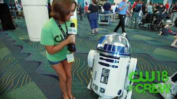 Beep boop beep.  Someone has a crush.