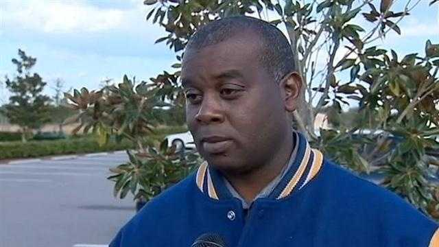He is accused of conspiring to commit voter fraud and is removed from his city commission seat by the governor, but two years later, voters in Daytona Beach elect Derrick Henry, 43, to be the city's mayor.