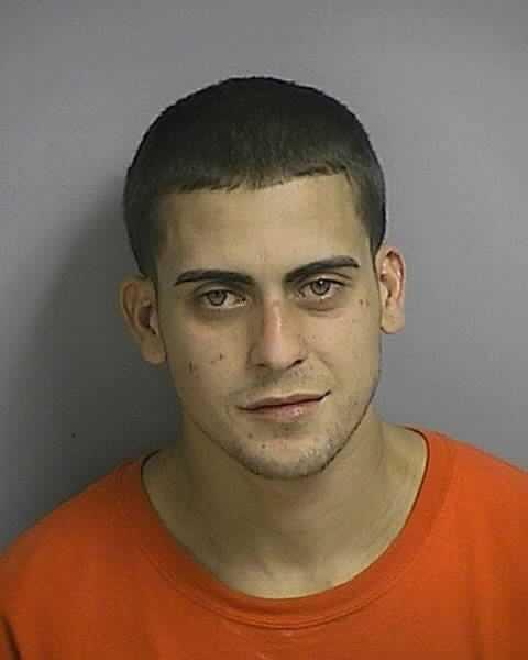 Jayson Medina: Possession of drugs.