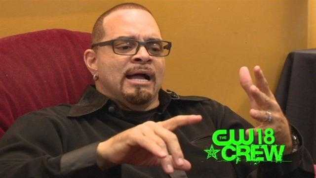 Kelsey from the CW18 Crew sat down with comedian/actor/musician, Sinbad before his show at Hard Rock Live.  Check it out!