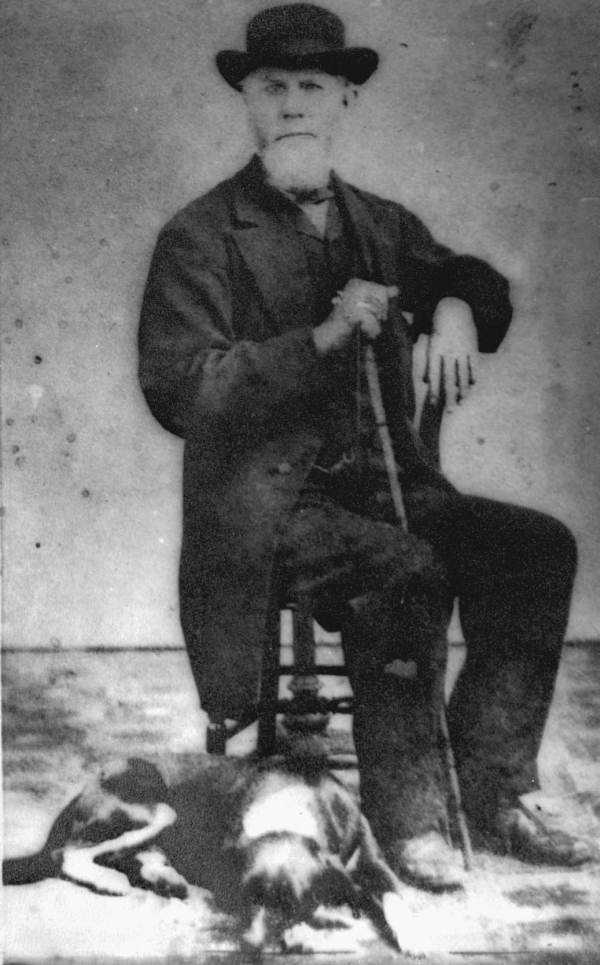 David Wilson of Tallahassee in the middle 1800s.  He moved to Tallahassee has a young man and opened a general store in 1837.
