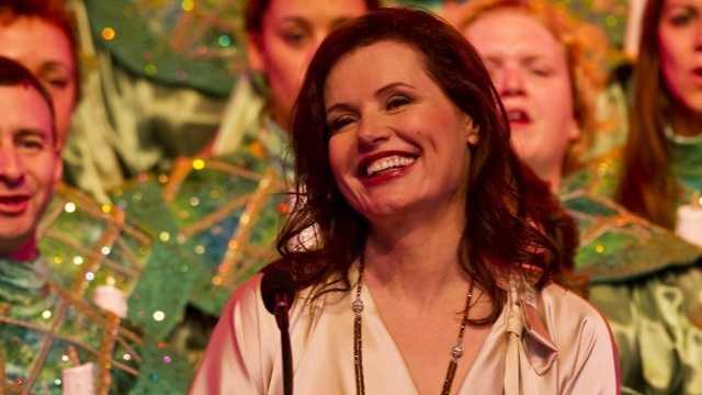 November 23 to November 25, 2012 — Geena Davis