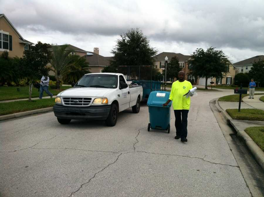 Thousands of Orlando residents are seeing major changes when it comes to recycling.