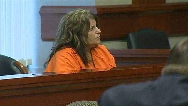 A Volusia County woman accused in a deadly hit-and-run crash that killed a 14-year-old girl asked for a judge to release her on bond.