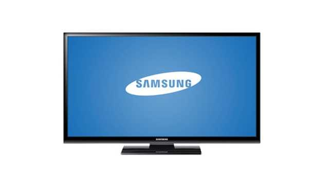 "A 43"" Plasma HDTV Samsung television will cost $378."