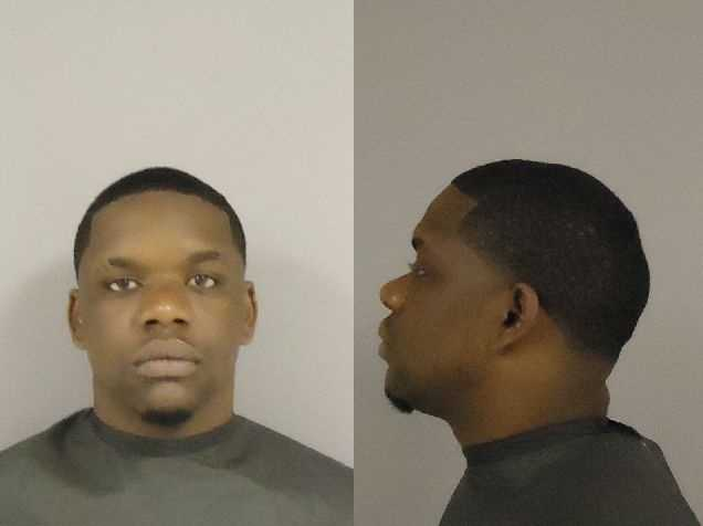 Donzell Triggs: Out of county warrant.