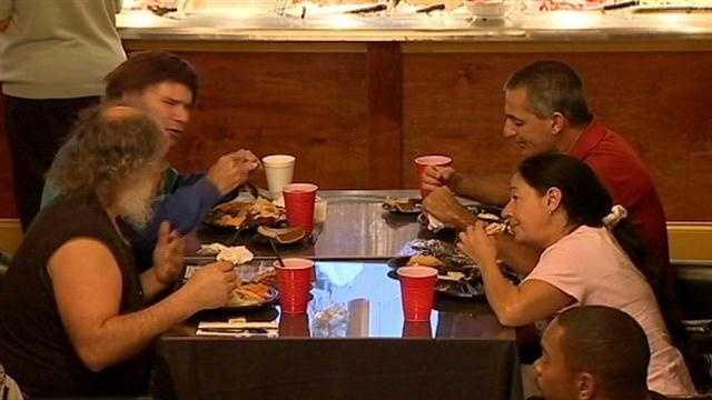 Rachel's Thanksgiving