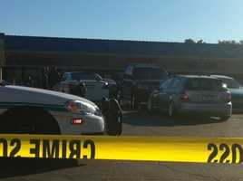 One person is dead and another suffered serious injuries in a double shooting at a sub shop on University Boulevard.