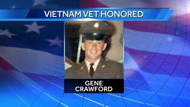 Gene Crawford