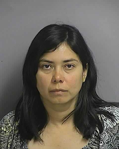 Maria Matheus Rodriguez: Petit theft.
