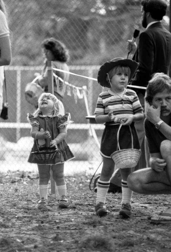 1984: Boy - Christopher, Girl - Jennifer