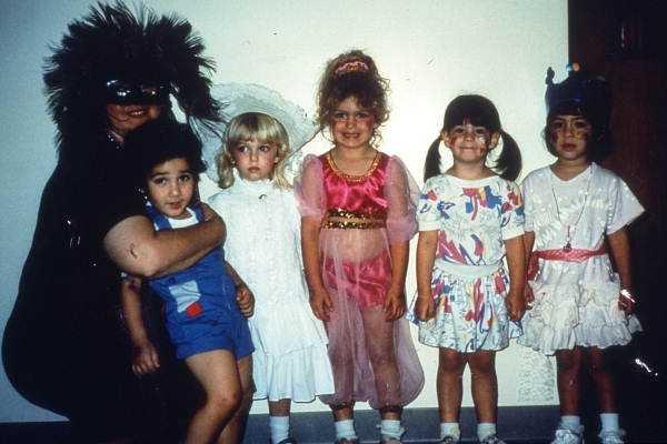 1989: Boy - Michael, Girl - Ashley