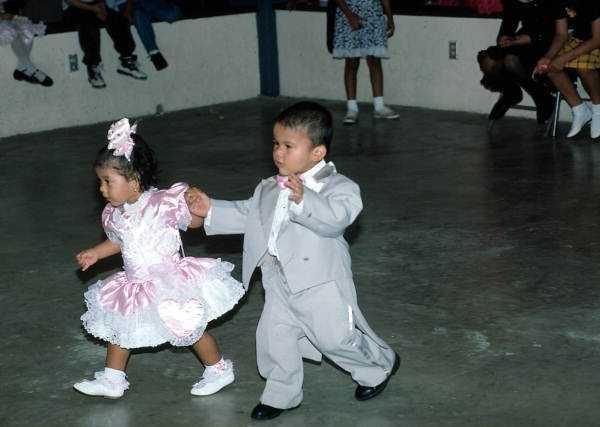 1994: Boy - Michael, Girl - Ashley