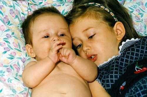 1998: Boy - Michael, Girl - Emily