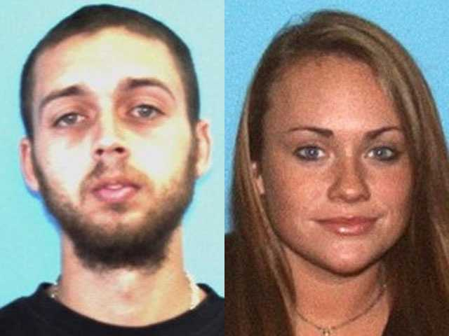 Authorities released new photos of the couple Nov. 28. The two were arrested the same day at Universal Studios.