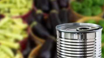 Vegetables - Canned vegetables (reduced salt/no salt varieties), 100% vegetable juice, spaghetti sauce