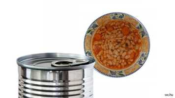 Meals - Beef stew, canned soup (reduced sodium varieties), chili, other canned meals