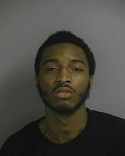 Jatwaun Manning: Operating a motor vehicle without a valid driver's license.