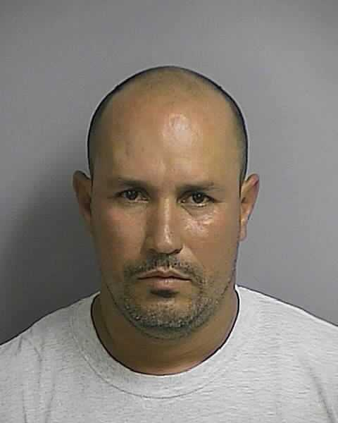 Eber Frias-Blanco: Out of county warrant.