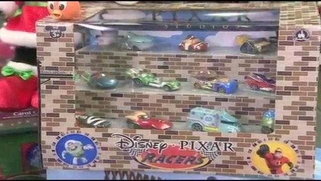 Disney Pixar racers