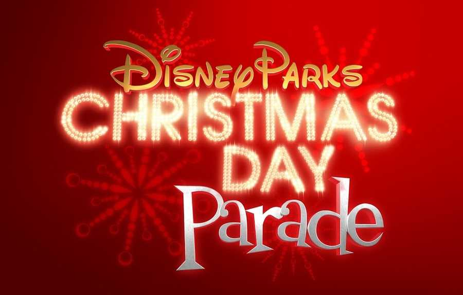 """The annual """"Disney Parks Christmas Day Parade"""" telecast, which airs Dec. 25, 2012 at various times across the country on ABC, features celebrity performances and segments taped at Walt Disney World in Florida and Disneyland Resort in California. Featured performers include Lady Antebellum, Backstreet Boys, Brad Paisley, Phillip Phillips, Colbie Caillat, TobyMac, Yolanda Adams, Ross Lynch, the cast of """"Newsies"""" and a U.S. Marine Corps Band."""