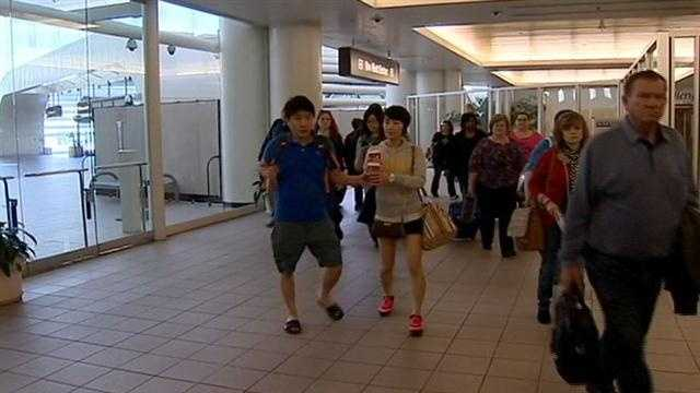 People traveling to central Florida from overseas will see some changes in the coming months.