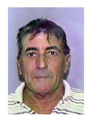 Ruben Hernandez is wanted on charges of organized fraud. He was last seen in Hialeah.