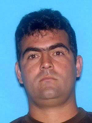 Tomas Valdivia is wanted on charges of grand theft, conspiracy to commit grand theft, burglary of a conveyance and possession of burglary tools. He is believed to be operating out of a chop shop in Medley.