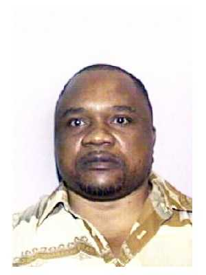 Batanai Dhliwayo is wanted on charges of racketeering, organized scheme to defraud.  His last known whereabouts was in Royal Palm Beach.