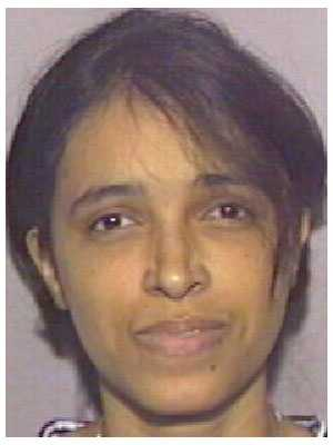 Claudia Gamboa is wanted on charges of racketeering and conspiracy to commit racketeering. Her last known whereabouts was in North Miami Beach.