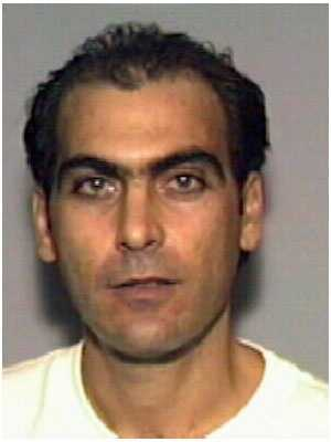 Eli Peretz is wanted on charges of possession of narcotics. He is accused of dealing ecstacy in south Florida and possibly living in Israel.