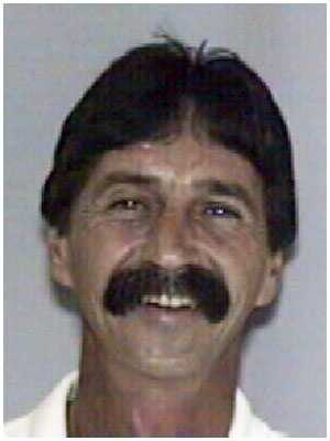 Gilbert Lukat is wanted on charges of $1.3 million worth of racketeering, conspiracy to commit racketeering and medicaid fraud. He was last seen near Melbourne.