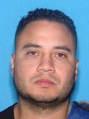 Juan Gonzalez is wanted on charges of grand theft.  He is believed to be in Miami or Colombia.