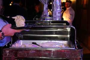 The serving line.  Hungry yet?