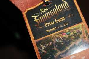 Take a behind-the-scenes look at Disney's New Fantasyland preview party.
