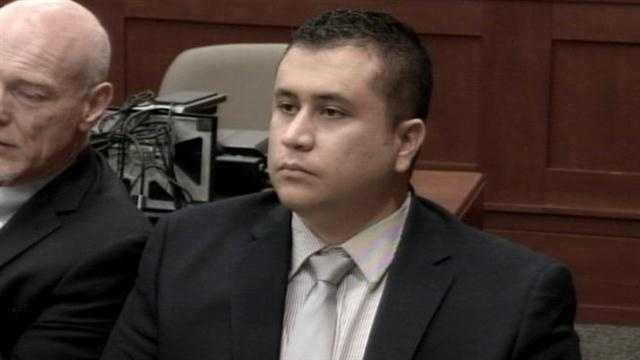 The judge presiding over the George Zimmerman murder trial denied modifying Zimmerman's bond Tuesday, meaning he still can't travel outside Seminole County and he must continue to wear a GPS device.