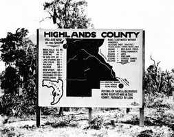 Highlands (1921) -- Highland terrain