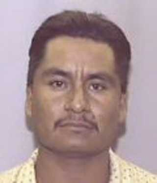 Jose Ayala Santiago: Santiago caused a crash in Collier County on January 12, 2003. The subject was westbound on State Road 90 approaching a vehicle traveling eastbound on State Road 90. The subject steered his vehicle across the centerline and into the eastbound lane of State Road 90. The subjects' vehicle collided with another vehicle in a head-on type crash. The crash resulted in one fatality and personal injuries. There is an active warrant for DUI Manslaughter for the subject.Contact FHP Fort Myers at (239) 278.7100 ext. 321. (Information taken directly from the Florida Highway Patrol website.)