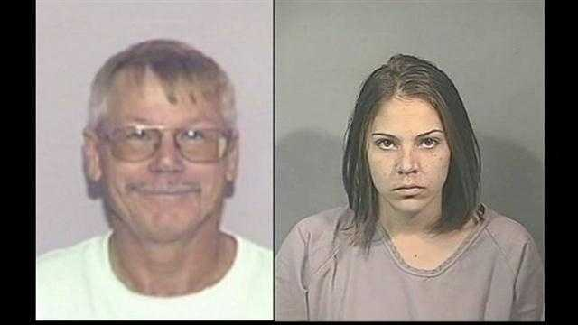 Bloody handprints on the wall are among new details emerging in a mysterious Titusville death.