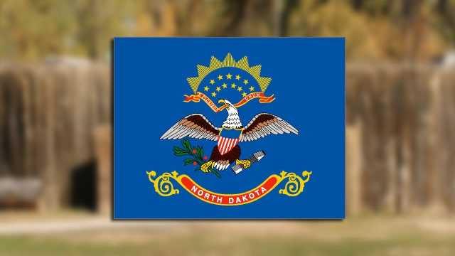 1. North Dakota